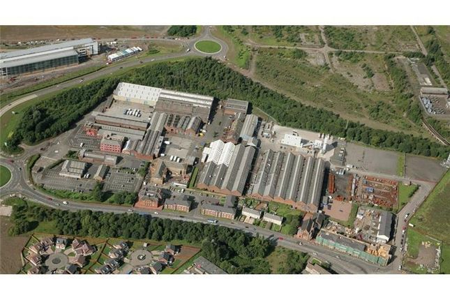 Thumbnail Industrial to let in Flemington Industrial Park, Craigneuk Street, Motherwell, North Lanarkshire