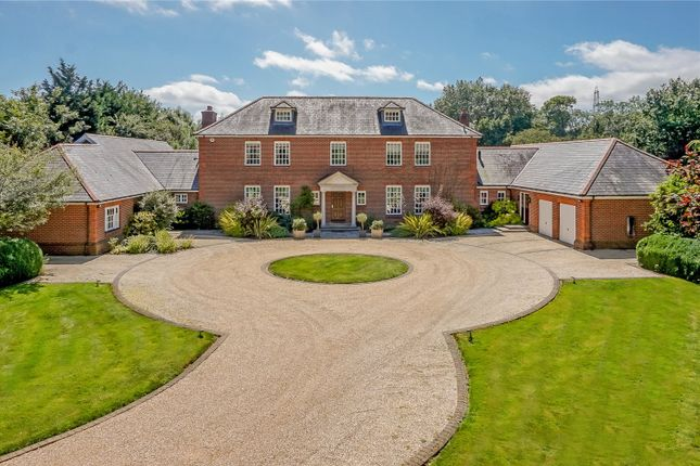 Thumbnail Detached house for sale in Winchester Road, Durley, Southampton