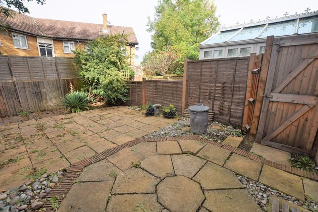 Garden of Rose Tree Mews, Woodford Green IG8