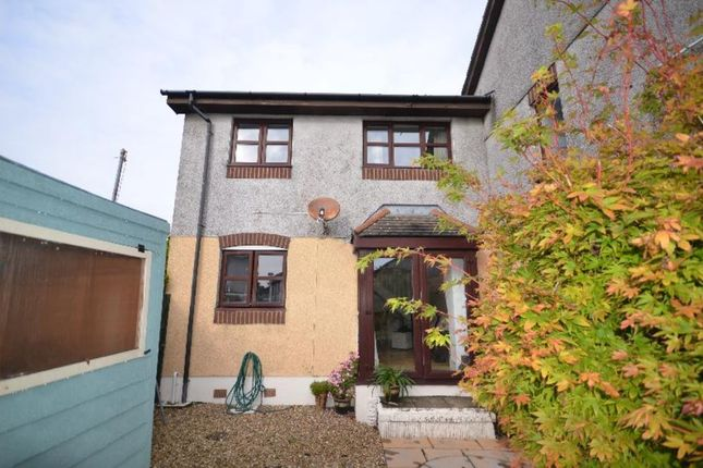Thumbnail End terrace house to rent in Chyvelah Ope, Gloweth, Truro