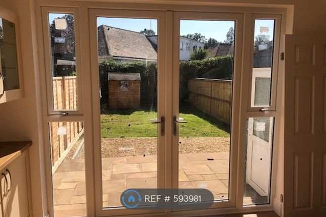 Patio Doors To Garden