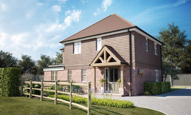 Thumbnail Detached house for sale in Birdham Road, Chichester
