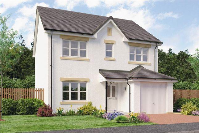 "Thumbnail Detached house for sale in ""Shaw Det"" at Caulderhame Road, Currie"