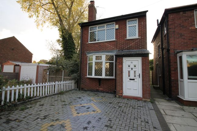 Thumbnail Detached house for sale in Trevor Road, Urmston, Manchester