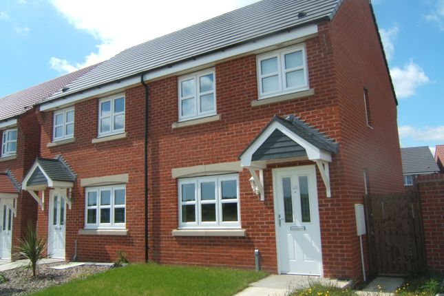 Thumbnail Property to rent in Ladyburn Way, Hadston, Morpeth
