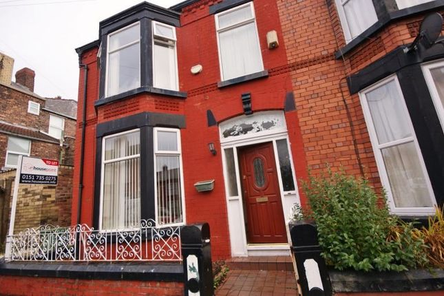 Thumbnail Shared accommodation to rent in Dudley Road, Liverpool