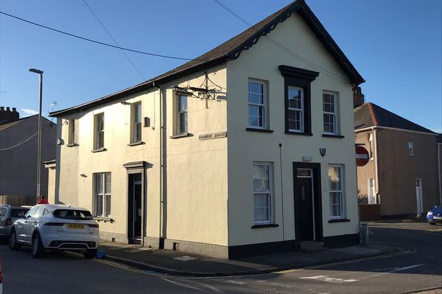 Thumbnail Office for sale in Duckpool Road, Newport