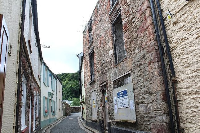 Thumbnail Property for sale in The Ship Inn, Garrett St, Cawsand