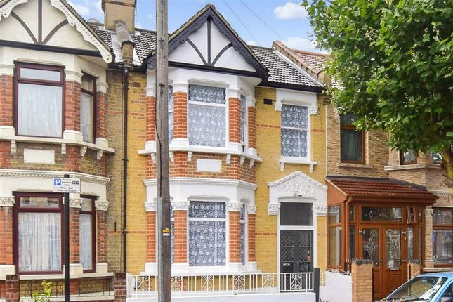 Thumbnail Terraced house for sale in Masterman Road, East Ham, London