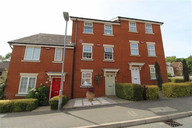 Thumbnail Terraced house for sale in Celandine Drive, St Leonards-On-Sea, East Sussex