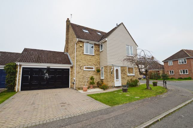 6 bed detached house for sale in Pershore End, Stanway, Colchester CO3