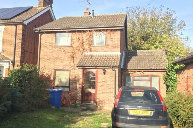 Thumbnail Detached house to rent in Hutland Road, Ipswich