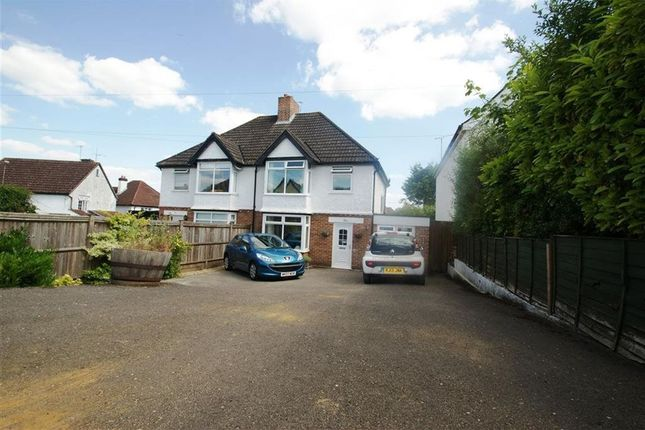 Thumbnail Semi-detached house to rent in Salisbury Road, Andover