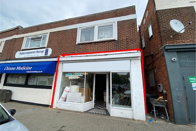 Thumbnail Retail premises to let in Tarring Road, Worthing
