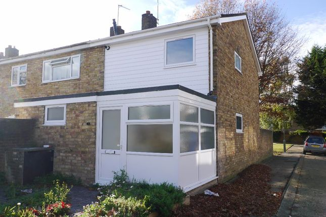 Thumbnail Semi-detached house to rent in Oakmont Place, Orpington