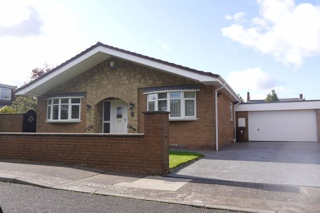 Thumbnail Bungalow for sale in Summerson Way, Bedlington