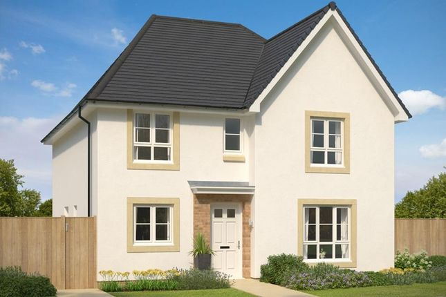 """Thumbnail Detached house for sale in """"Harris"""" at Castlelaw Crescent, Bilston, Roslin"""