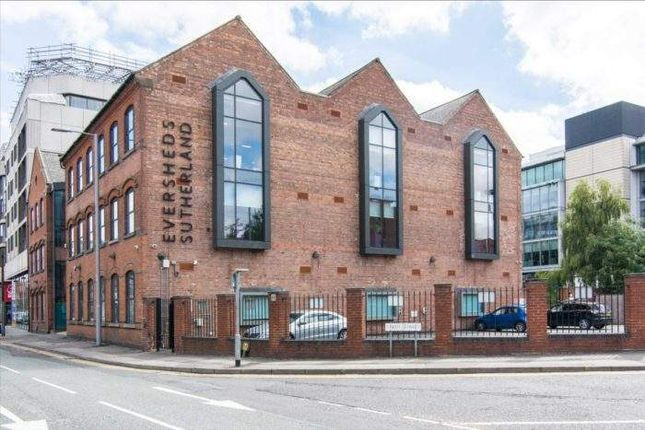 Thumbnail Office to let in Ground Floor Offices, Water Court, 116-118 Canal Street, Nottingham