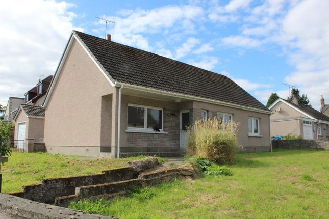 Thumbnail Bungalow to rent in Well Street, Tain, Highland