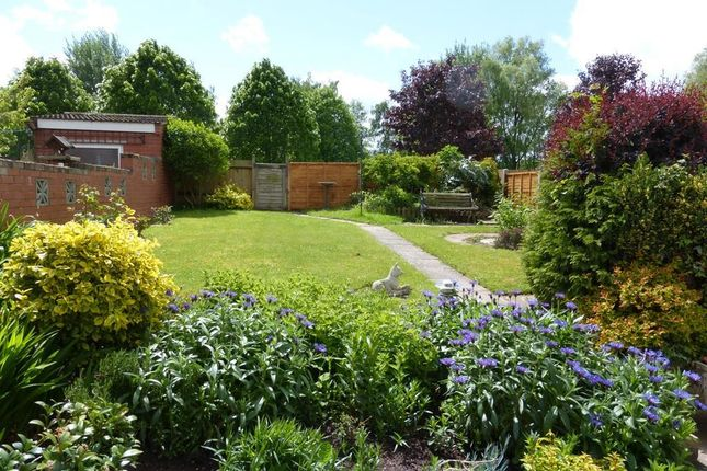 Garden of Grosmont Grove, Hereford HR2