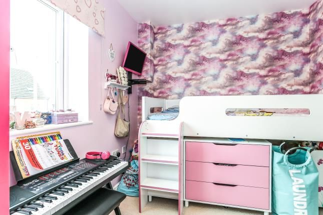 Bedroom of Buckden Close, Chelmsley Wood, Birmingham, . B37