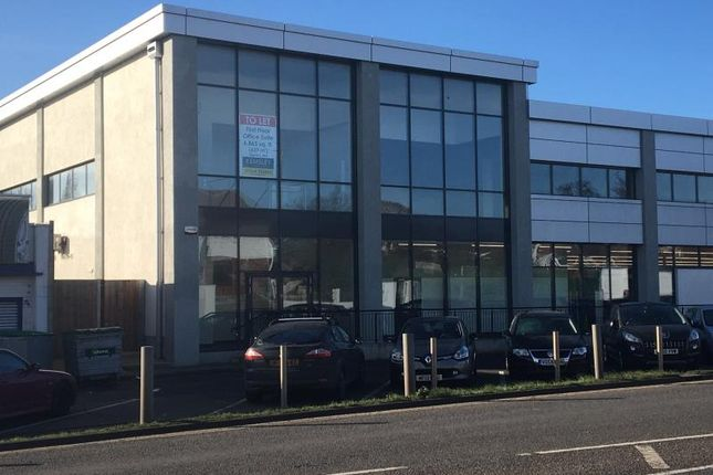 Thumbnail Office to let in Suite, Progress Road, Leigh-On-Sea