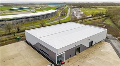 Thumbnail Light industrial to let in Unit 1500 Silverstone Park, Towcester