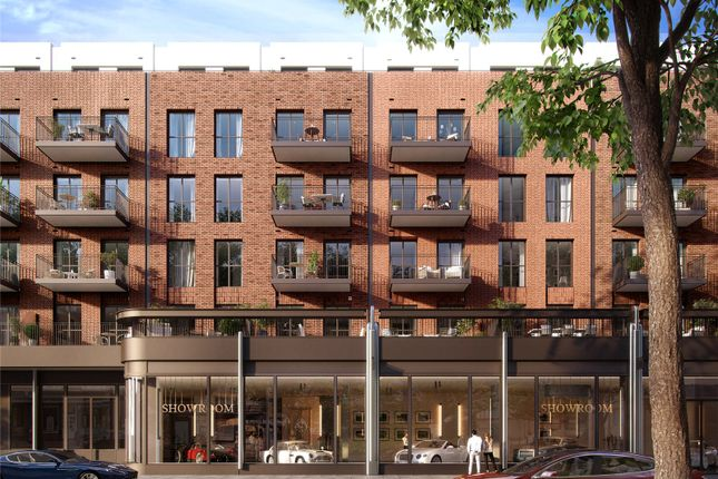 Thumbnail Flat for sale in Lyons Place, St John's Wood, London