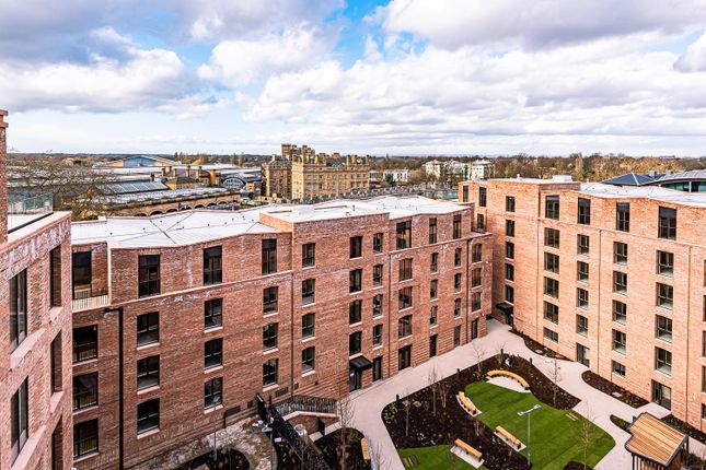 Thumbnail Flat for sale in 60 Kings, Hudson Quarter, York