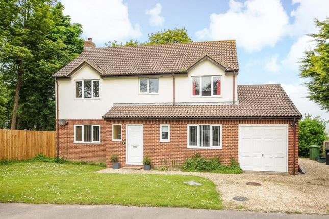 Thumbnail Detached house for sale in Purbeck Close, Weymouth, Dorset