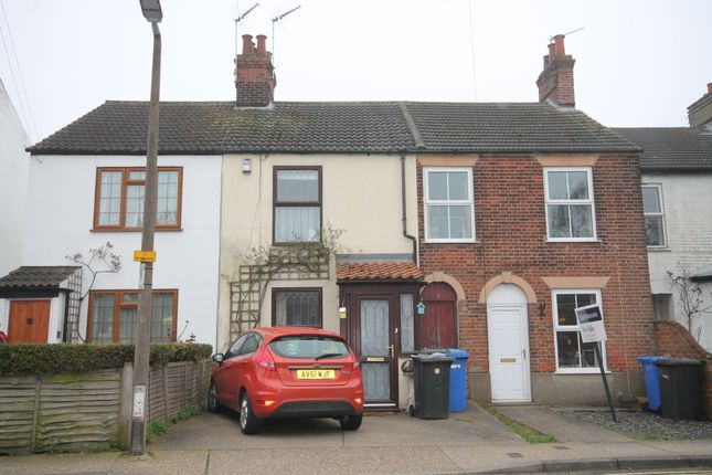 Thumbnail Terraced house to rent in Commodore Road, Lowestoft