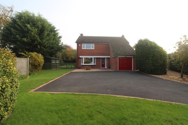 Thumbnail Detached house for sale in Nobold, Baschurch, Shrewsbury