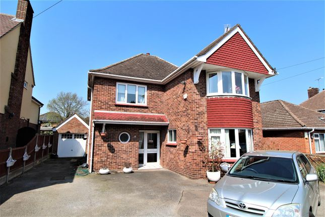Thumbnail Detached house for sale in Cambridge Road, Lexden, Colchester