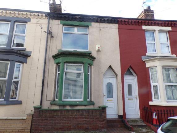 Front of Makin Street, Liverpool, Merseyside L4