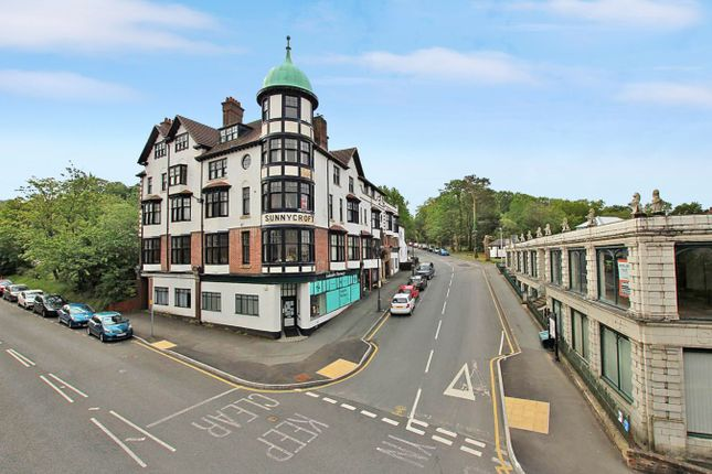 Flat for sale in Princes Avenue, Llandrindod Wells