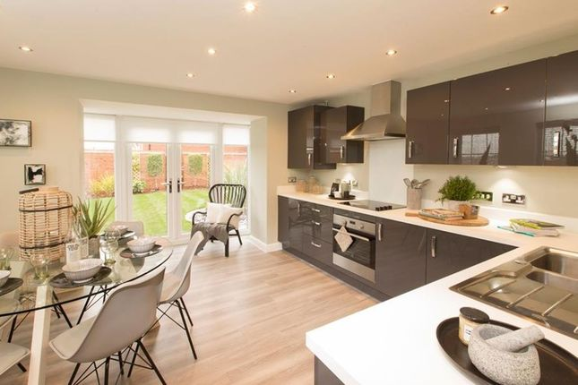"Thumbnail End terrace house for sale in ""Brentwood"" at Lytham Road, Warton, Preston"