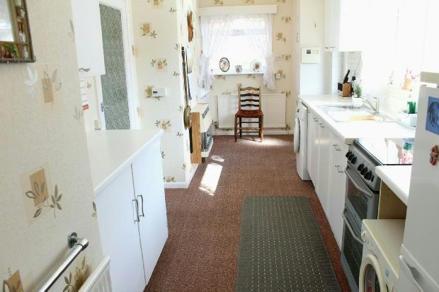 Fitted Kitchen of Station Road, Pilsley, Chesterfield S45