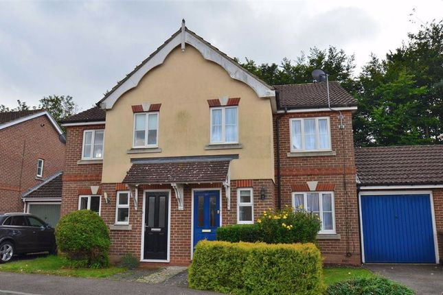 Thumbnail Semi-detached house to rent in Old Bourne Way, Stevenage