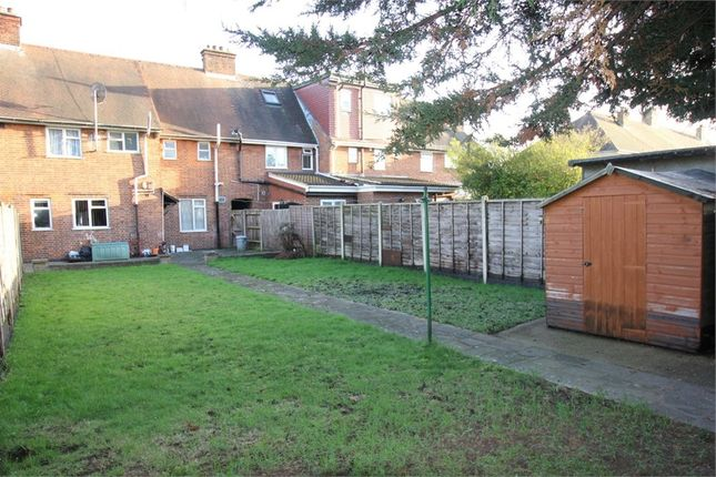 Thumbnail Terraced house for sale in Central Avenue, Hayes