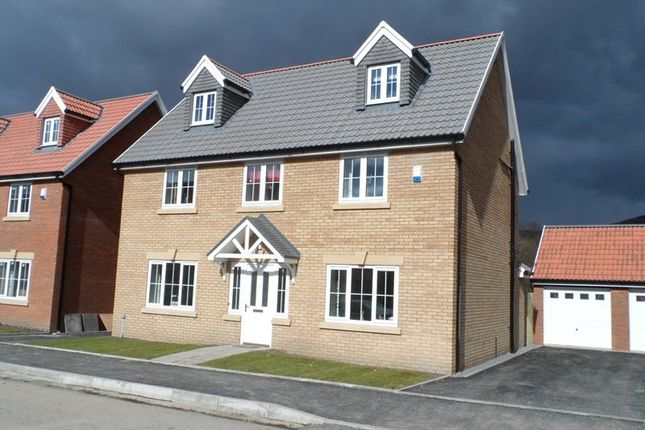 Thumbnail Detached house for sale in Cwm Heulwen, Aberaman, Aberdare