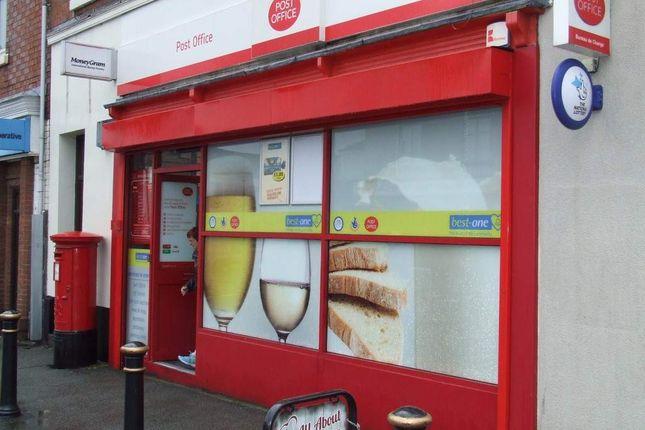 Thumbnail Retail premises to let in High Street, Wolstanton, Newcastle-Under-Lyme