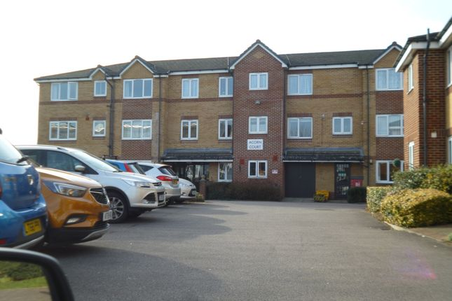 Thumbnail Flat to rent in High Street, Waltham Cross