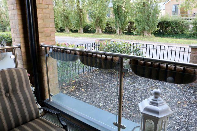 Balcony of Farnborough Road, Locking Parklands, Weston-Super-Mare BS24