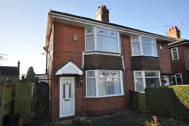 Thumbnail Semi-detached house to rent in Lightwood Road, Lightwood, Stoke-On-Trent