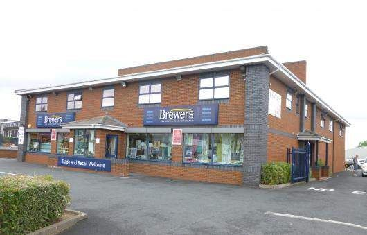Office to let in Stourbridge, West Midlands