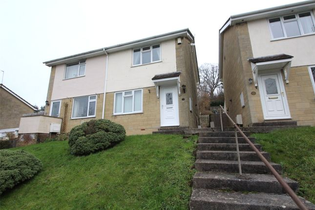 2 bed semi-detached house to rent in Brookside, Paulton, Bristol BS39