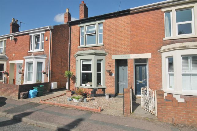 Thumbnail Semi-detached house for sale in Ebor Road, Longlevens, Gloucester