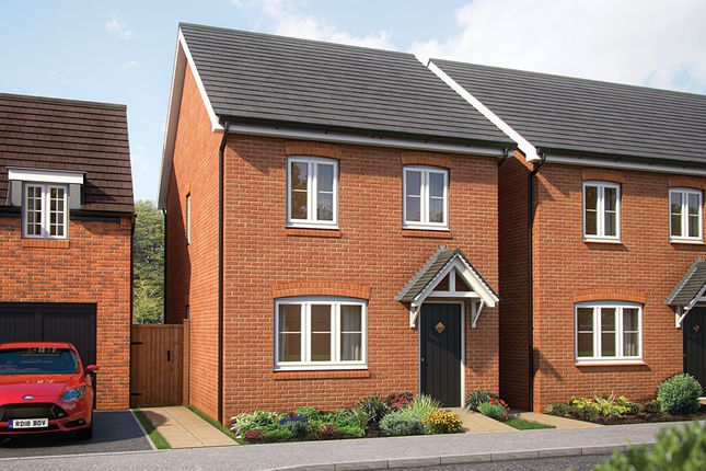 """Thumbnail Property for sale in """"The Magnolia"""" at The Dovecote, Warwick"""