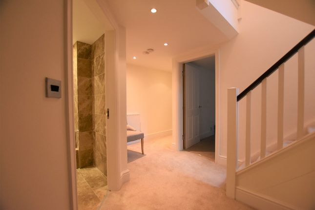 Hallway of Apartment 13 Limehurst Hall, St Margaret's Road, Bowdon WA14