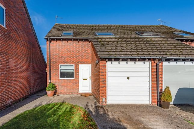 Thumbnail Semi-detached house to rent in Didcot OX11,